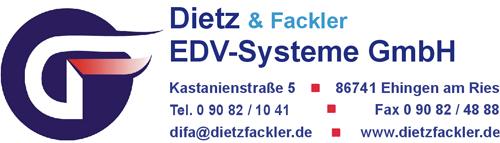 Dietz & Fackler EDV-Systeme GmbH